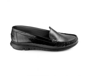 J. Metayer - Menade Black Patent Loafer