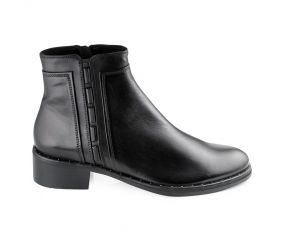 Regarde Le Ciel - Mery 10 Black Pant Boot