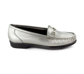 SAS Shoemakers - Metro Pewter Leather