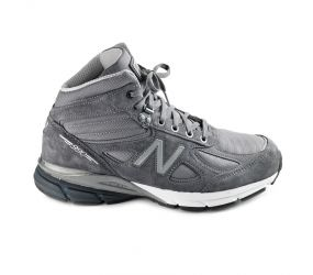 New Balance Men's 990V4 Black/Grey High-Top