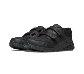 New Balance - 928 Black Velcro Wellness-Men
