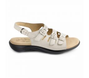 SAS - Mystic Web Linen Sandal