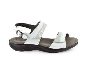 SAS - Nudu White Sandal
