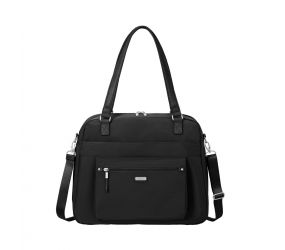 Baggallini - Overnight Expandable Laptop Tote Black