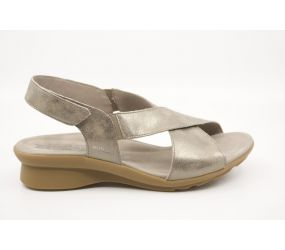 Mephisto - Phara Dark Taupe Sandal