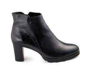 Regarde Le Ciel - Patricia 01 Black Pant Boot