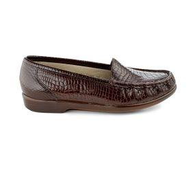 SAS Shoemakers - Simplify Brown Croc