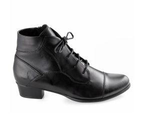 Regarde Le Ciel - Stefany 123 Black Laced Boot