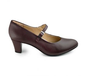 Ziera - Trixie Merlot Leather Strap