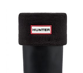 Hunter Boot Sock - Black