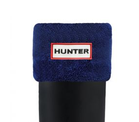 Hunter Boot Sock Short - Navy