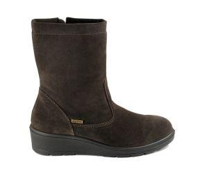 Valleverde - Brown Waterproof Zip Boot