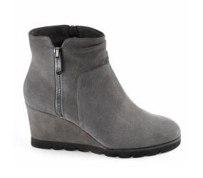 Ziera - Varsha Black/Alligo Pant Boot