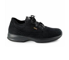 Valleverde - Black Suede Waterproof Shoe