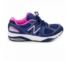 New Balance - Women's Motion Control Basin/UV Blue