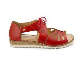 Pikolinos - Alcudia Coral Ghillie Sandal