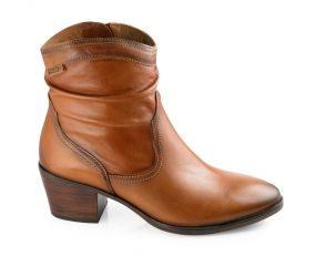 Pikolinos - Huelma Black Leather Boot