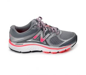 New Balance - Women's Motion Control Silver/Grey/White