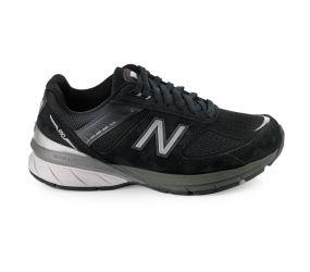 New Balance Women's 990V5 Black Running