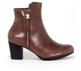 Ziera - Waikato Chocolate Leather Boot