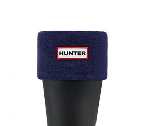 Hunter Welly Sock Short Navy