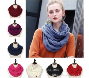 Women's Knit Fashion Scarf