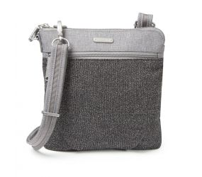 Baggallini - Anti Theft Slim Crossbody Stone
