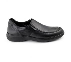 Mephisto - Davy Black Slip On Waterproof