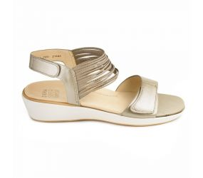 Ziera - Gayle Greige/Taupe Sandal