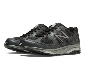 New Balance - Men's Motion Control Black