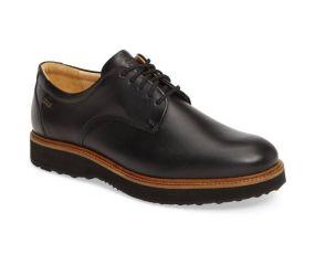 Samuel Hubbard - Hubbard GTW Rainy Day Founder Plain Toe Black