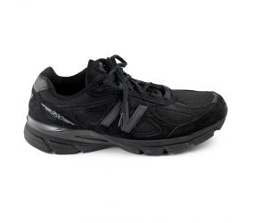 New Balance Men's 990V4 Black/Black Running