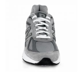 New Balance Men's 990V4 Grey Running Alt 3