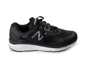 New Balance - Men's Neutral Black/Silver