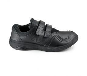 New Balance Men's 813 Black Velcro