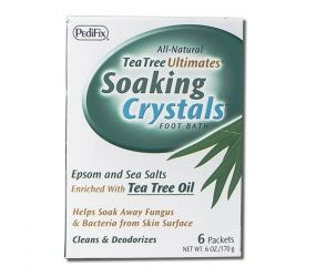 Pedifix - Tea Tree Crystals 6 oz.