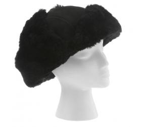 RJ's Fuzzies - Trooper Hat Sheepskin