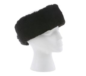 RJ's Fuzzies - Headband Sheepskin