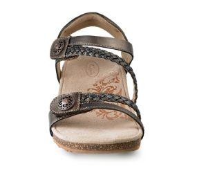 Aetrex - Jillian Bronze Sandal