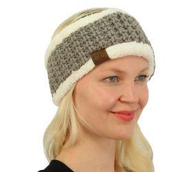 Fleece Lined Winter Headband