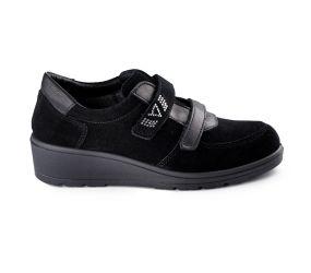 Valleverde - Black Waterproof Double Velcro