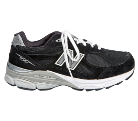 New Balance Women's 990V3 Running Black