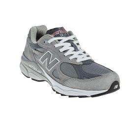 New Balance Womens 990V3 Running Grey