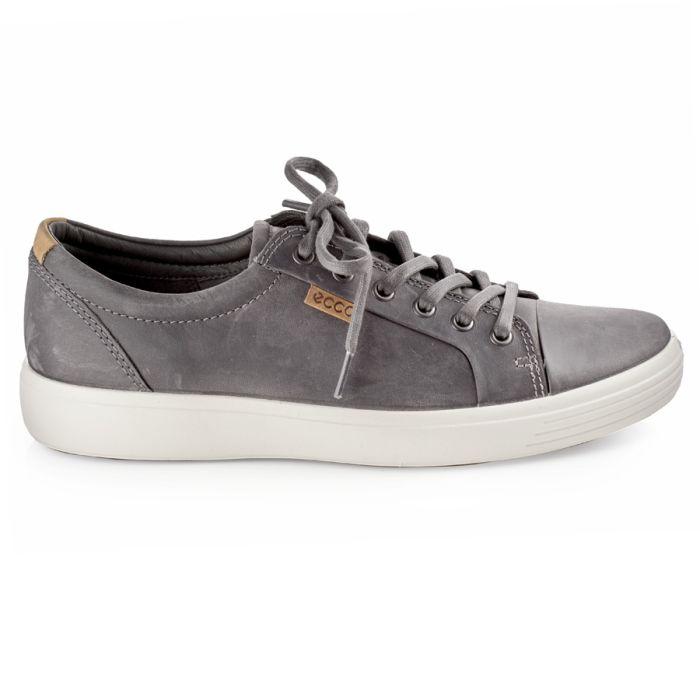 Ecco - Soft 7 Sneaker Titanium Nubuck