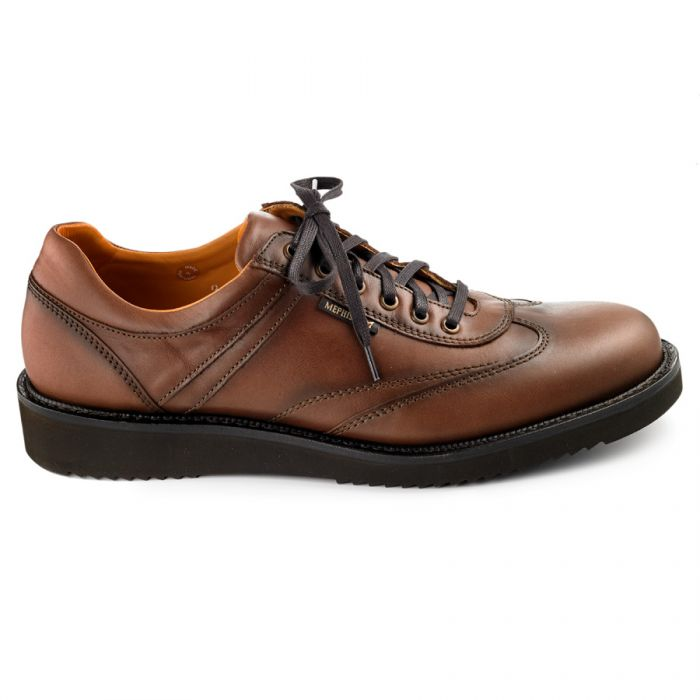 Mephisto - Adriano Chestnut Leather