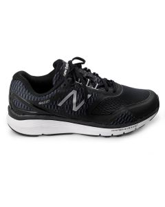 New Balance - Men's Neutral Black/Silver