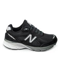 New Balance Women's 990V4 Black Running