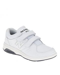 New Balance Women's 813 White Velcro